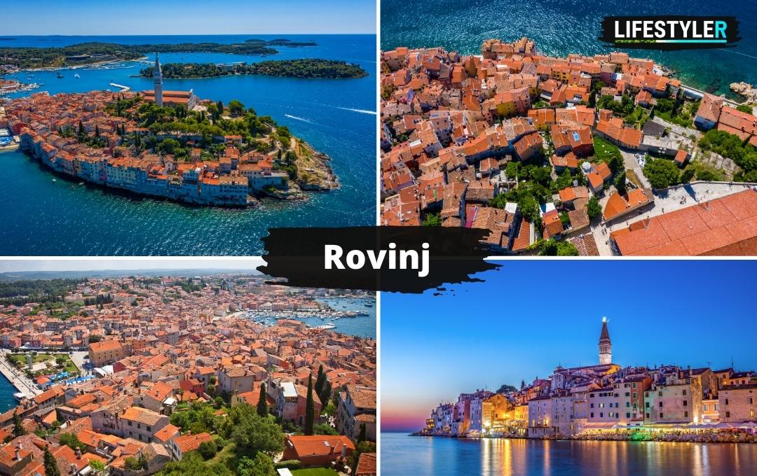 Atrakcje turystyczne w Chorwacji - Wyspa Rovinj