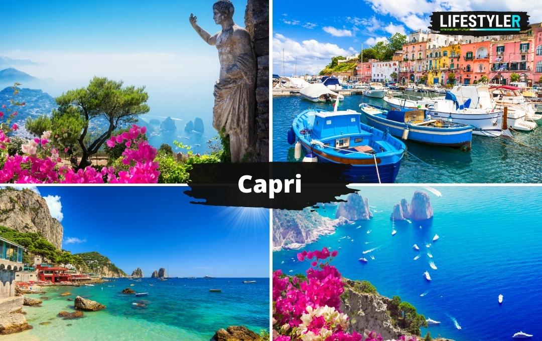 Capri Włochy