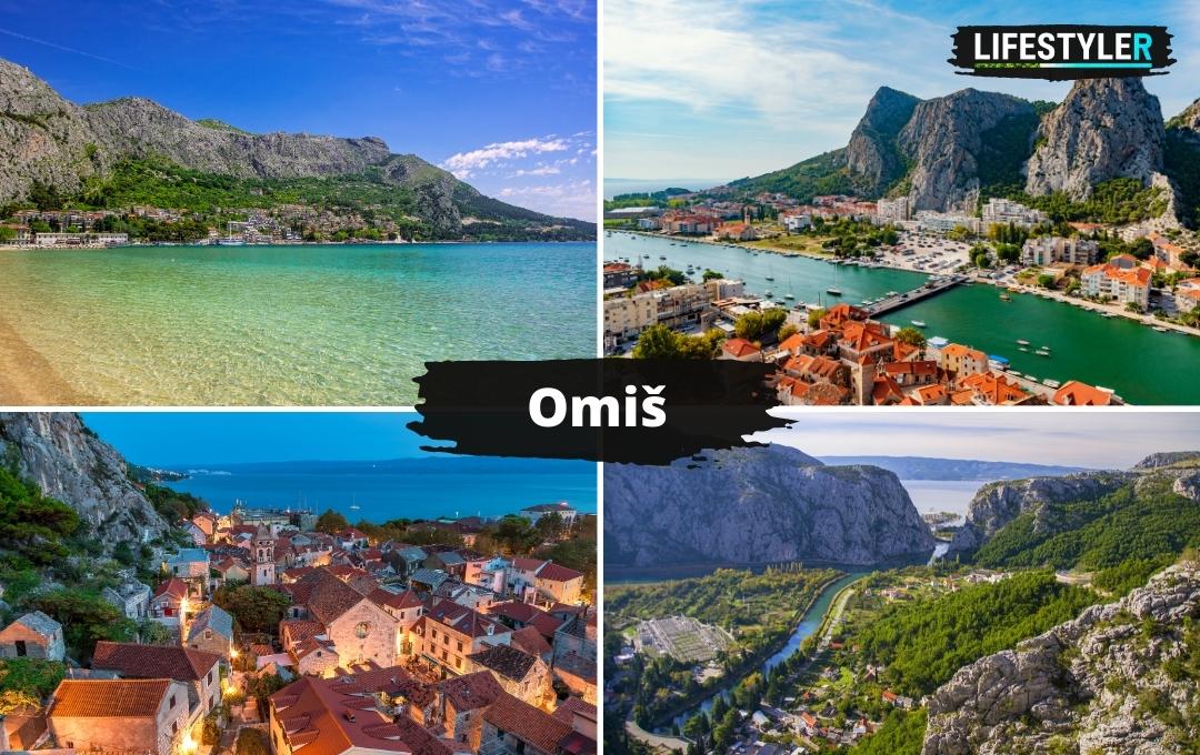 Chorwacja ciekawe miejsca Omis