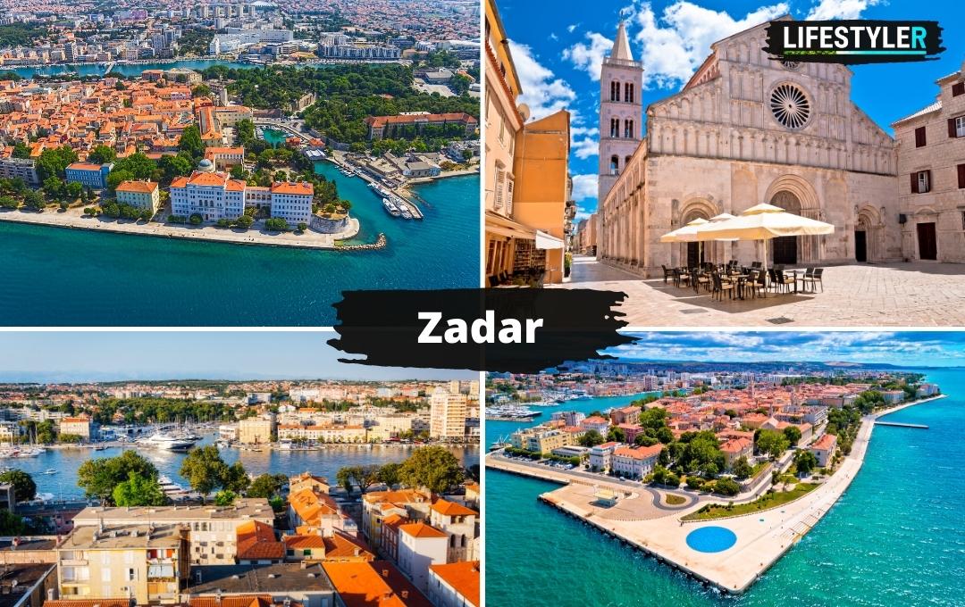 Co warto zobaczyć w Chorwacji - Zadar