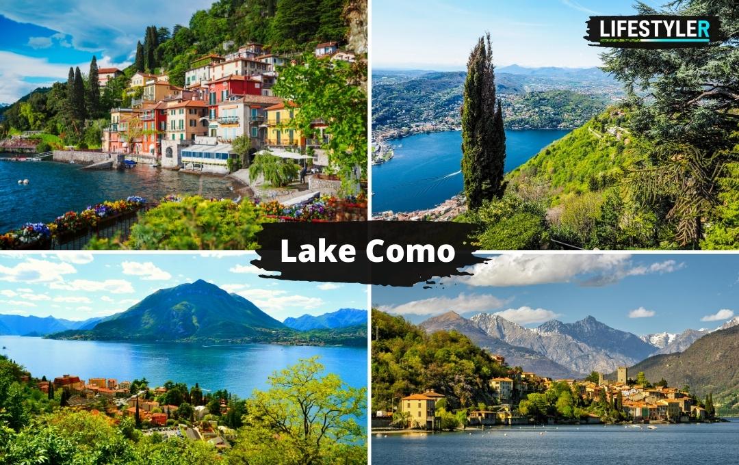 Lake Como Włochy