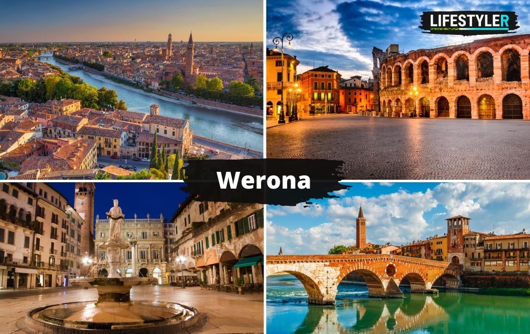 Miasto Werona Włochy