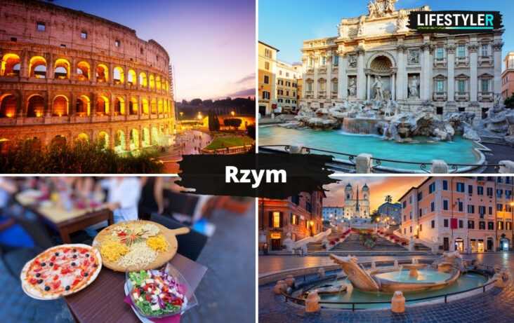 Najciekawsze miasta Włoch Rzym