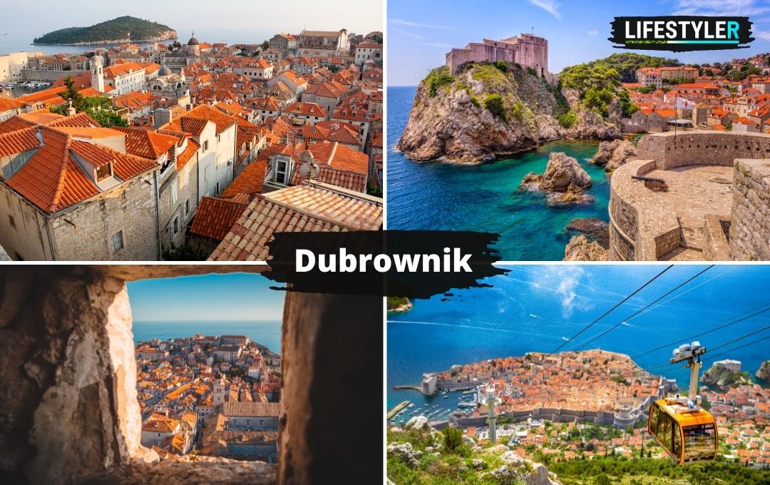 Najpiękniejsze miejsca w Chorwacji - Dubrownik