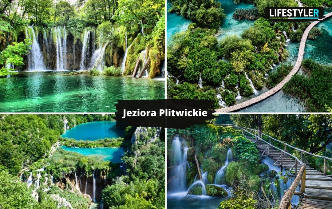Najpiękniejsze miejsca w Chorwacji - Jeziora Plitwickie