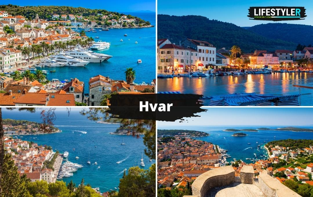 Najpiękniejsze miejsca w Chorwacji - wyspa Hvar