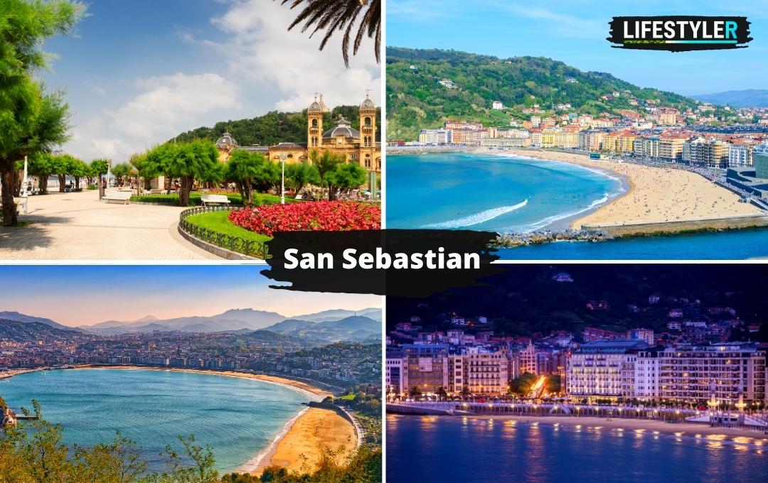 Najpiękniejsze miejsca w Hiszpanii - San Sebastian