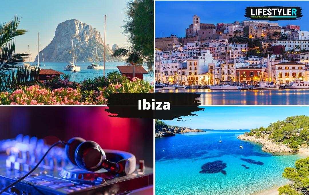 Najpiękniejsze miejsca w hiszpanii - Ibiza
