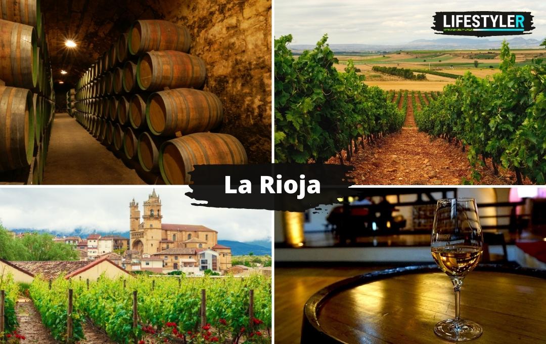 Najpiękniejsze miejsca w hiszpanii - La Rioja
