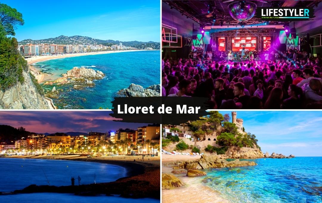 Najpiękniejsze miejsca w hiszpanii - Lloret de Mar