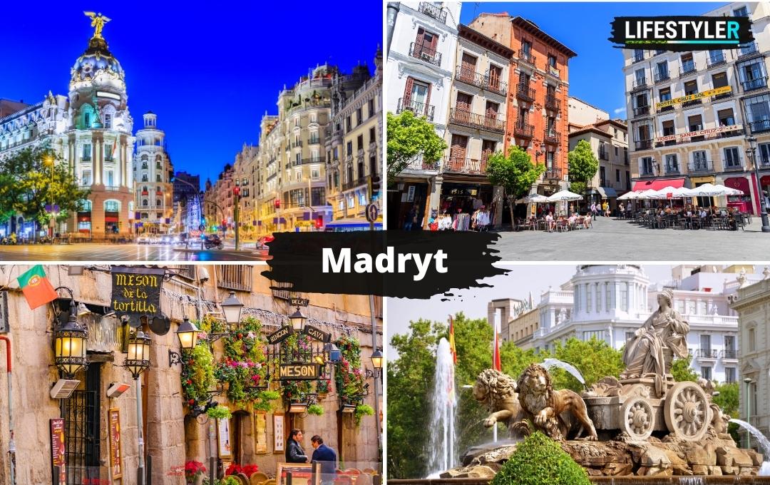 Najpiękniejsze miejsca w hiszpanii - Madryt