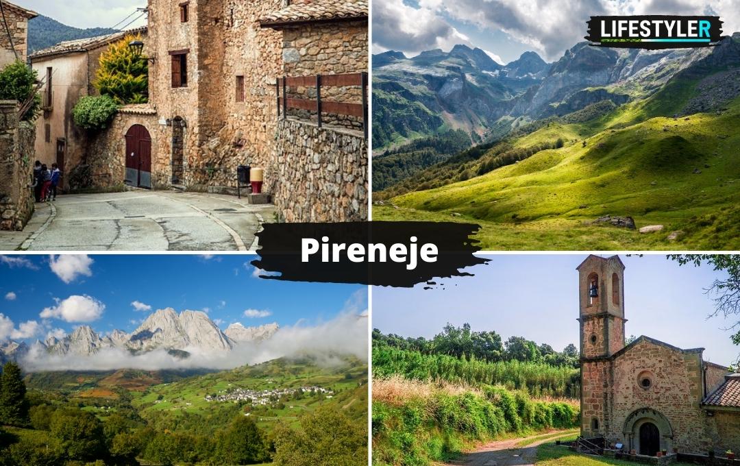 Najpiękniejsze miejsca w hiszpanii - Pireneje