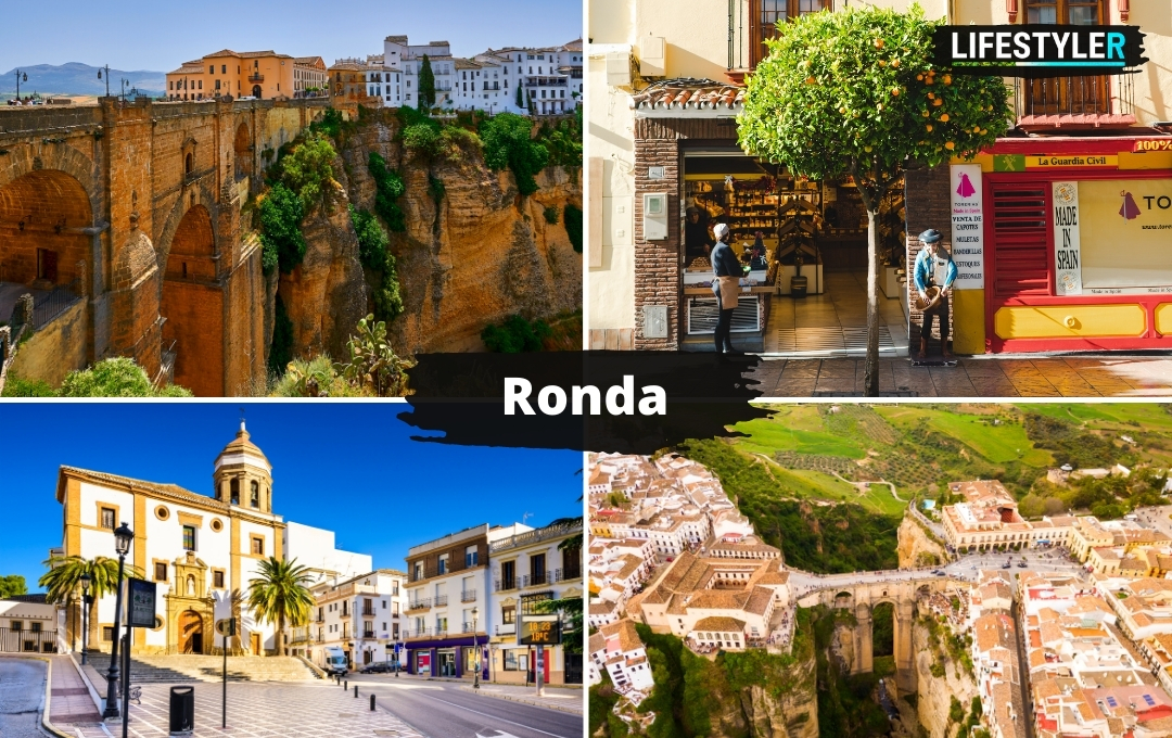 Najpiękniejsze miejsca w hiszpanii - Ronda