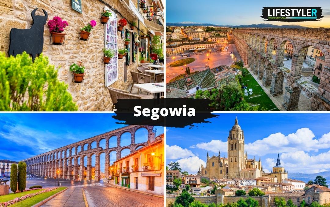 Najpiękniejsze miejsca w hiszpanii - Segowia