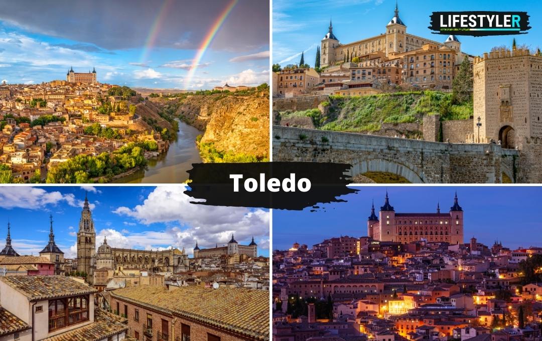 Najpiękniejsze miejsca w hiszpanii - Toledo