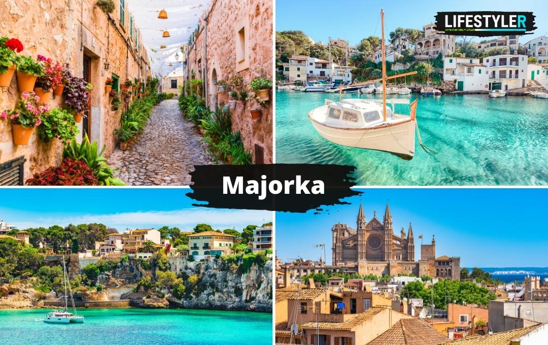 Najpiękniejsze miejsca w hiszpanii - majorka