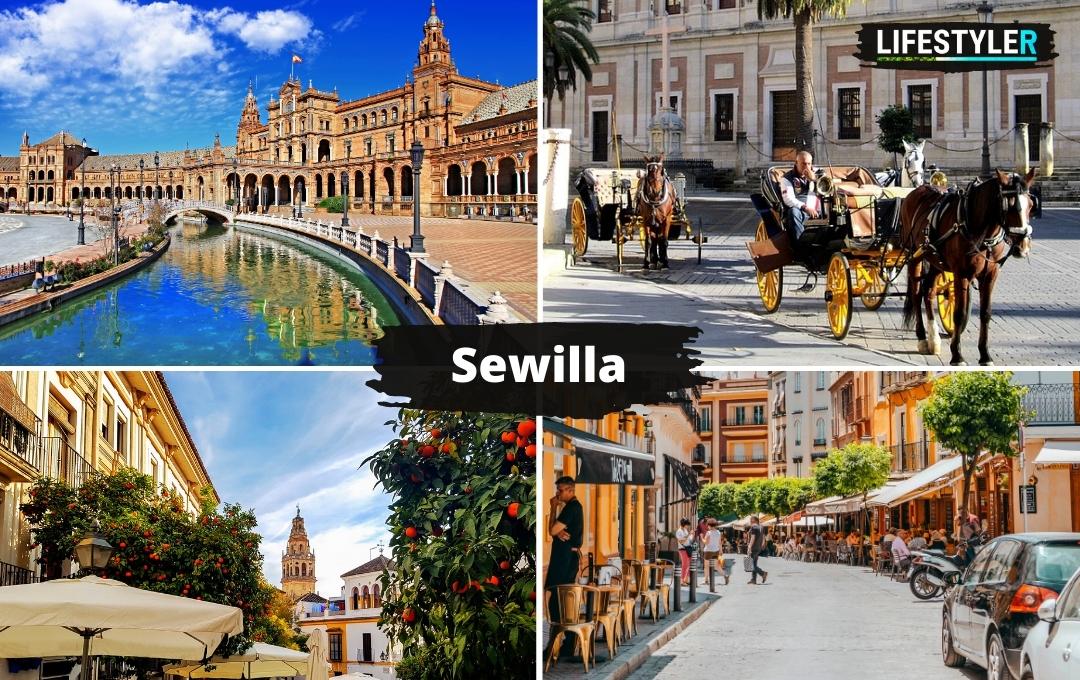 Najpiękniejsze miejsca w hiszpanii - sewilla