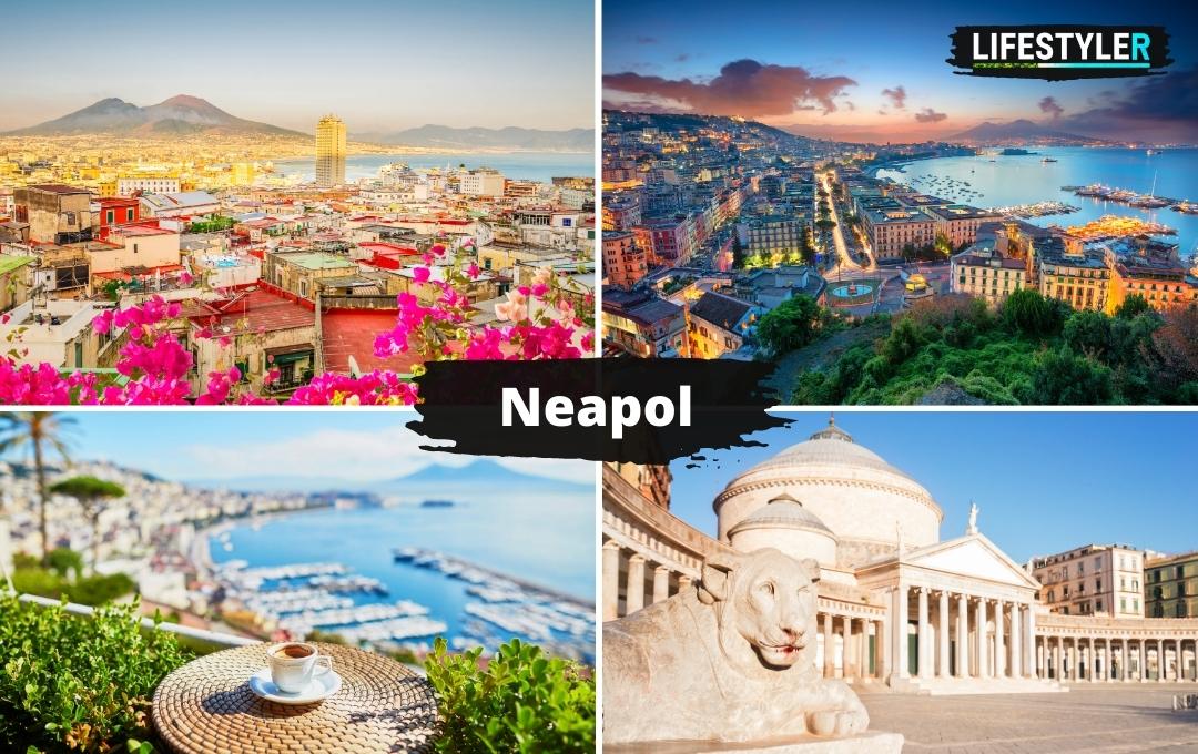 Neapol Włochy
