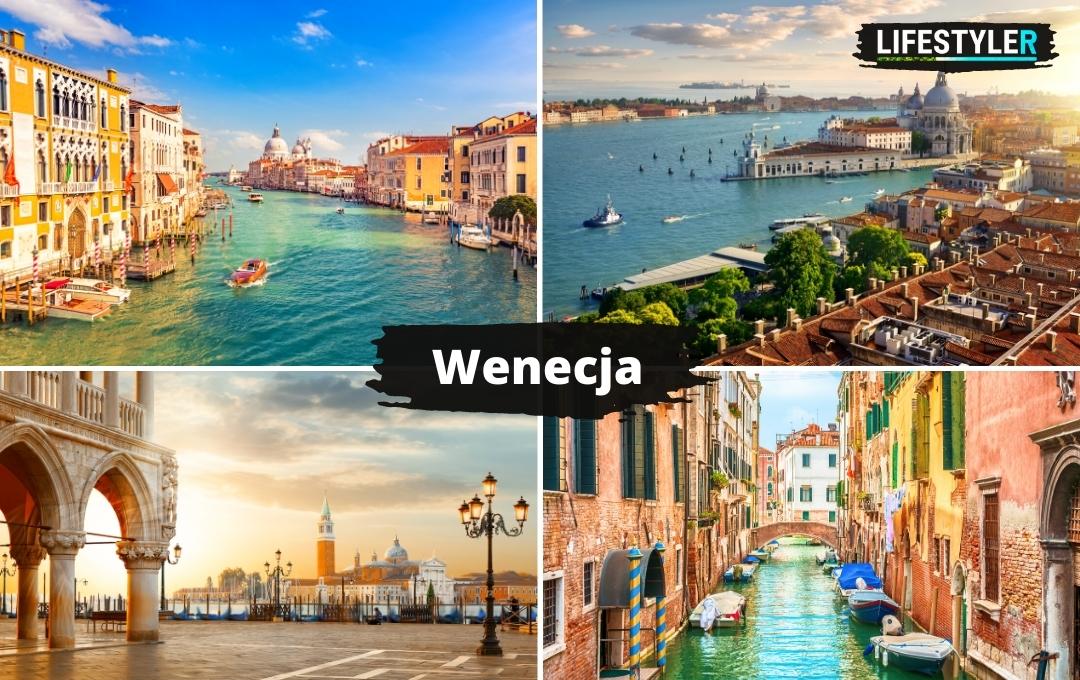 Wenecja najpiękniejsze atrakcje Włoch