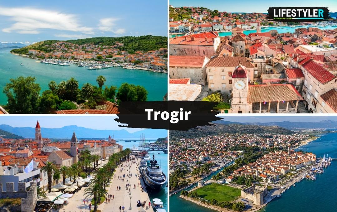 ciekawe miejsca w Chorwacji Trogir
