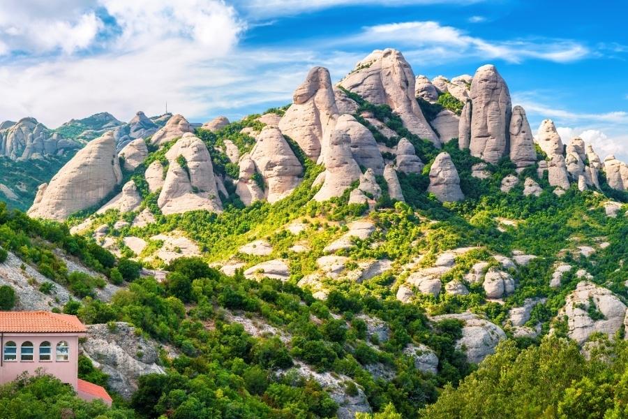 Ciekawe miejsca w Hiszpanii