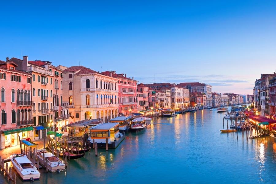 Najpiękniejsze miasta we Włoszech
