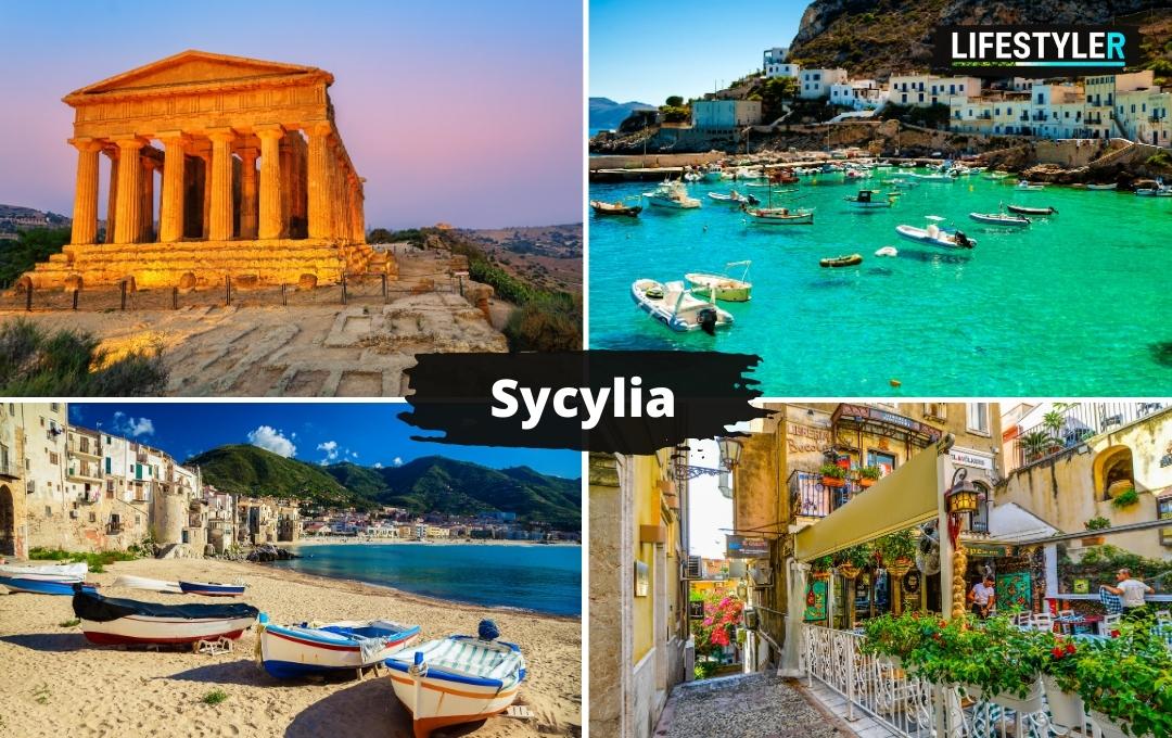 wyspa Sycylia Włochy