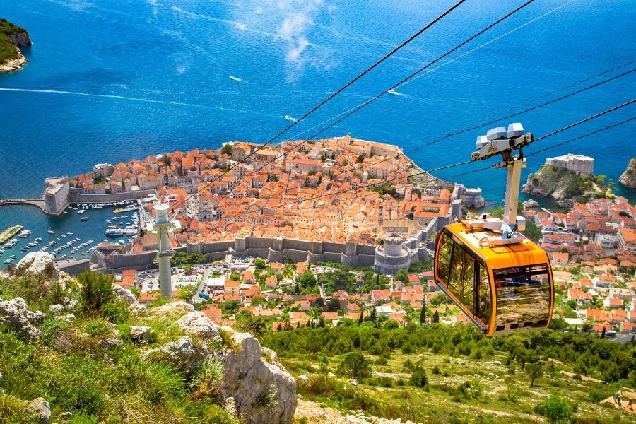 Zabytki i miasta w Chorwacji