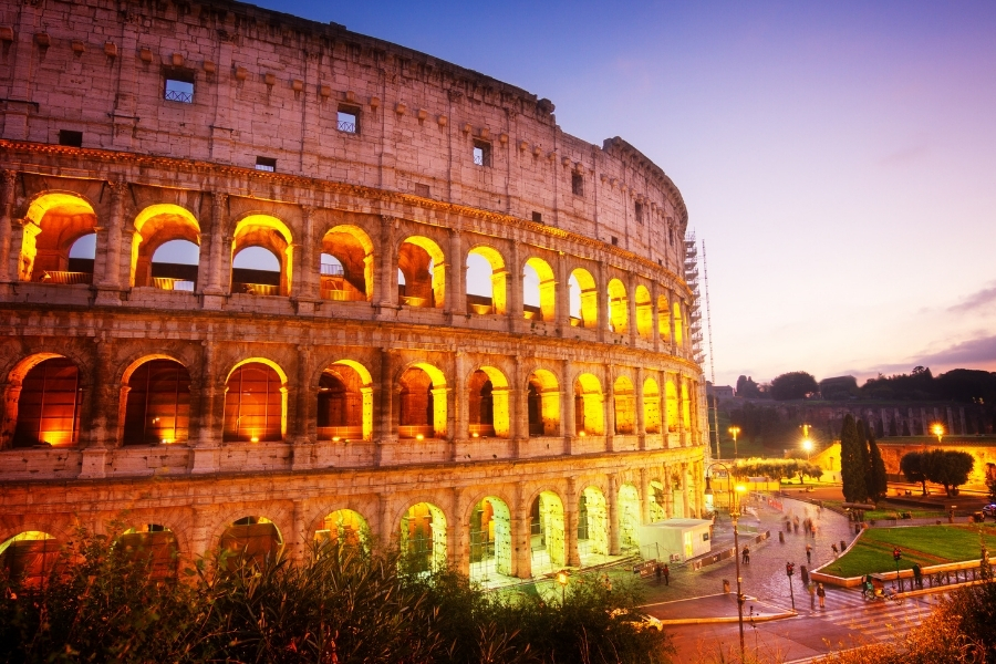 Zabytki we Włoszech