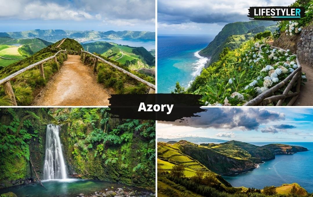 Azory wyspa portugalia