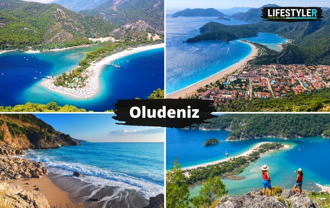 Blue Lagoon Oludeniz Turcja