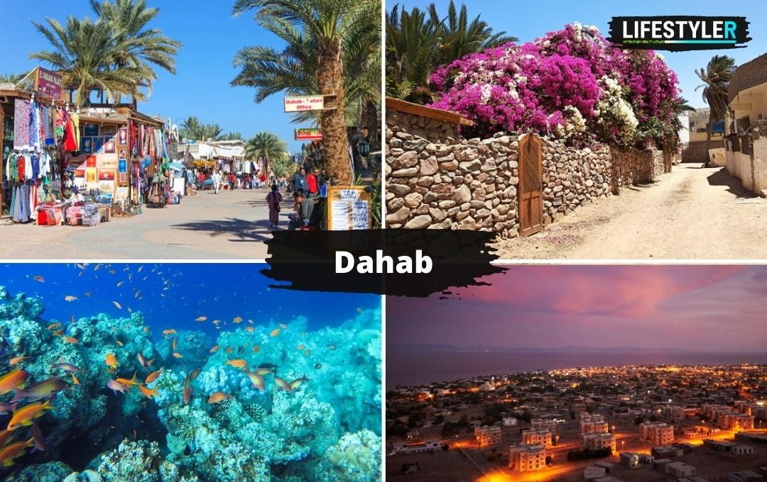 Egipt Dahab wczasy