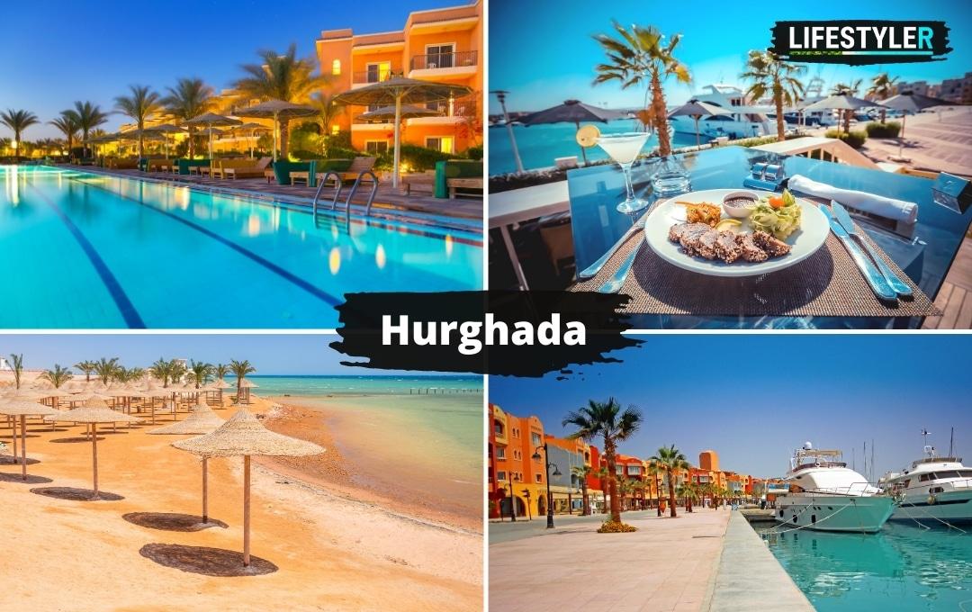 Egipt Hurghada wczasy