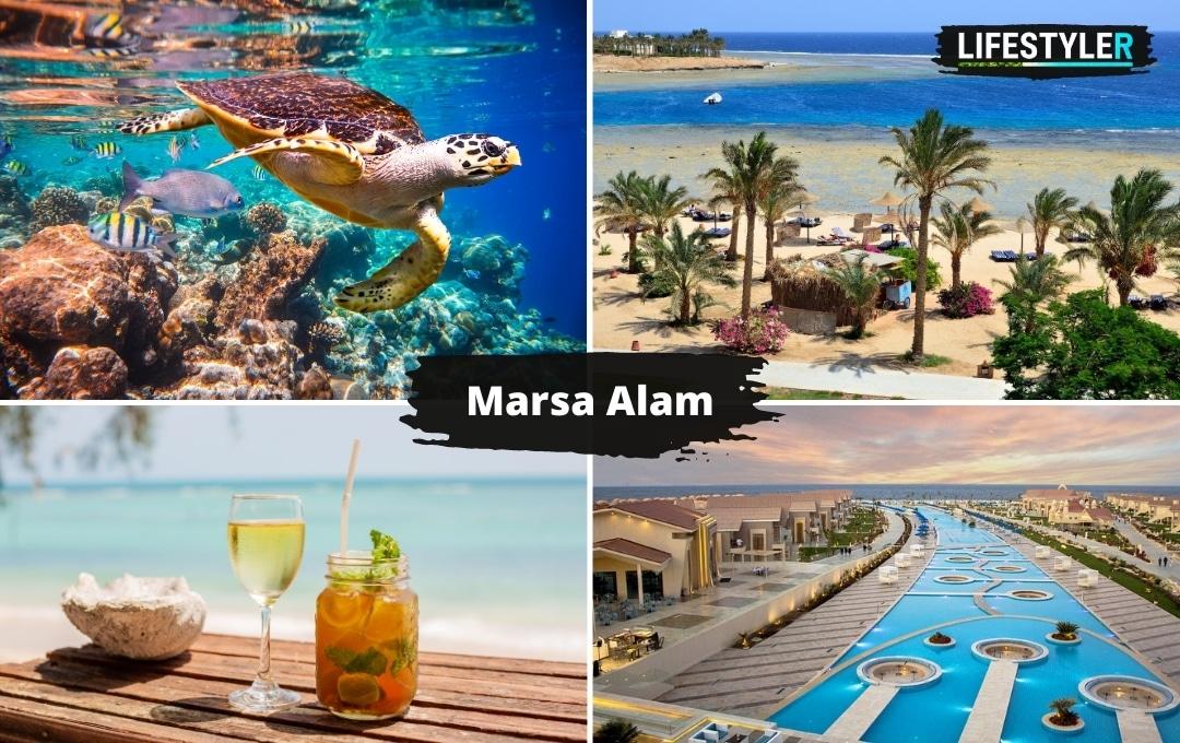 Egipt Marsa Alam wczasy