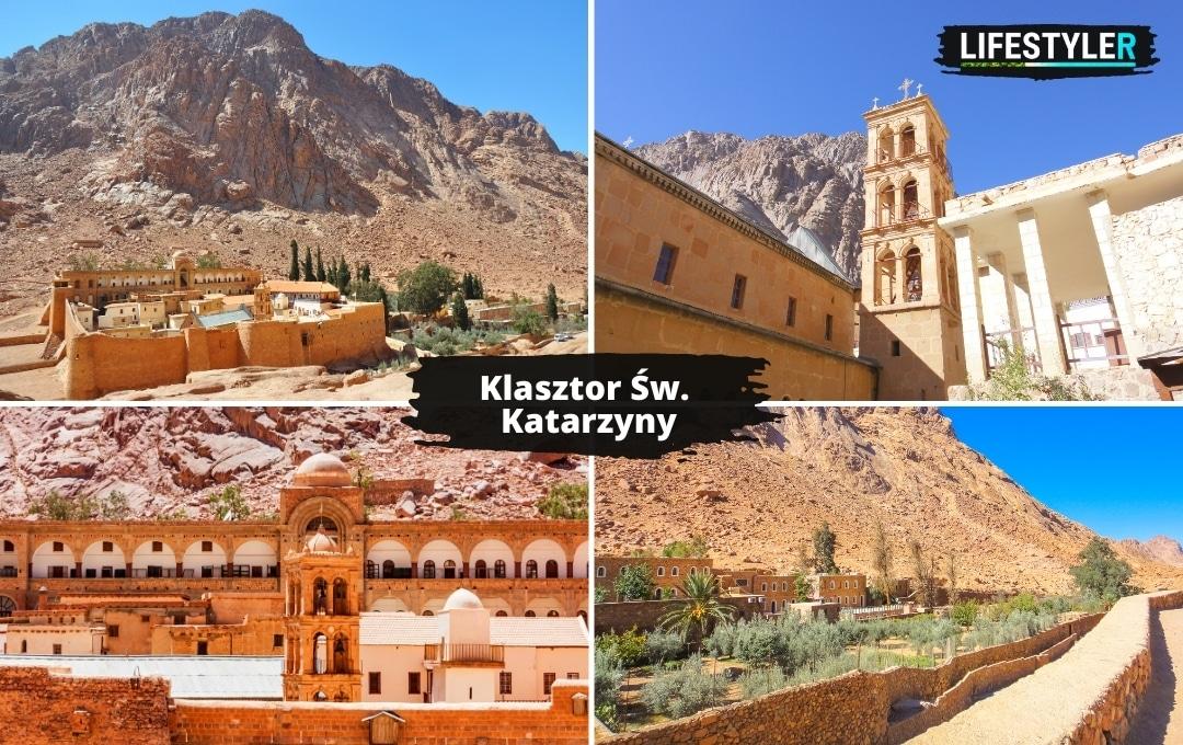 Egipt Saint Catherine klasztor