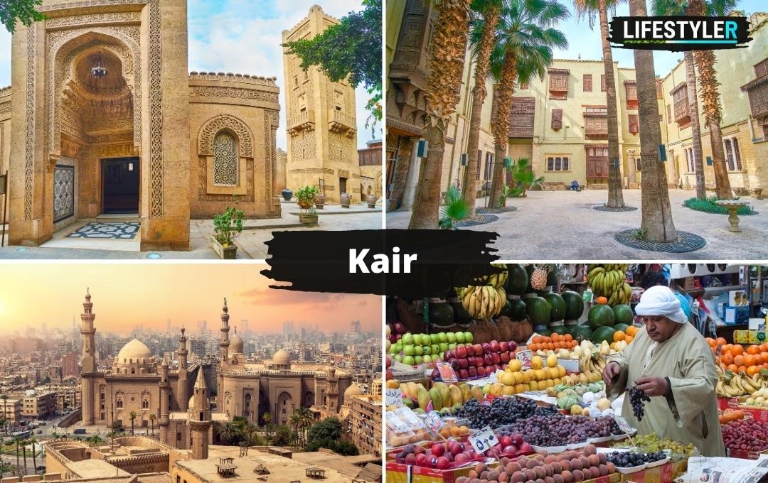 Egipt najpiękniejsze miejsca Kair