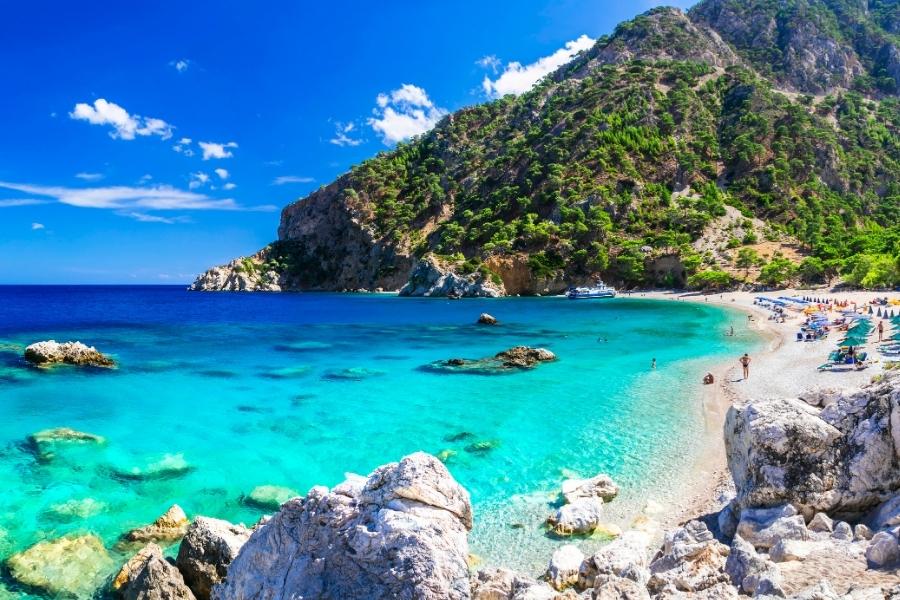 Gdzie pojechać w Grecji