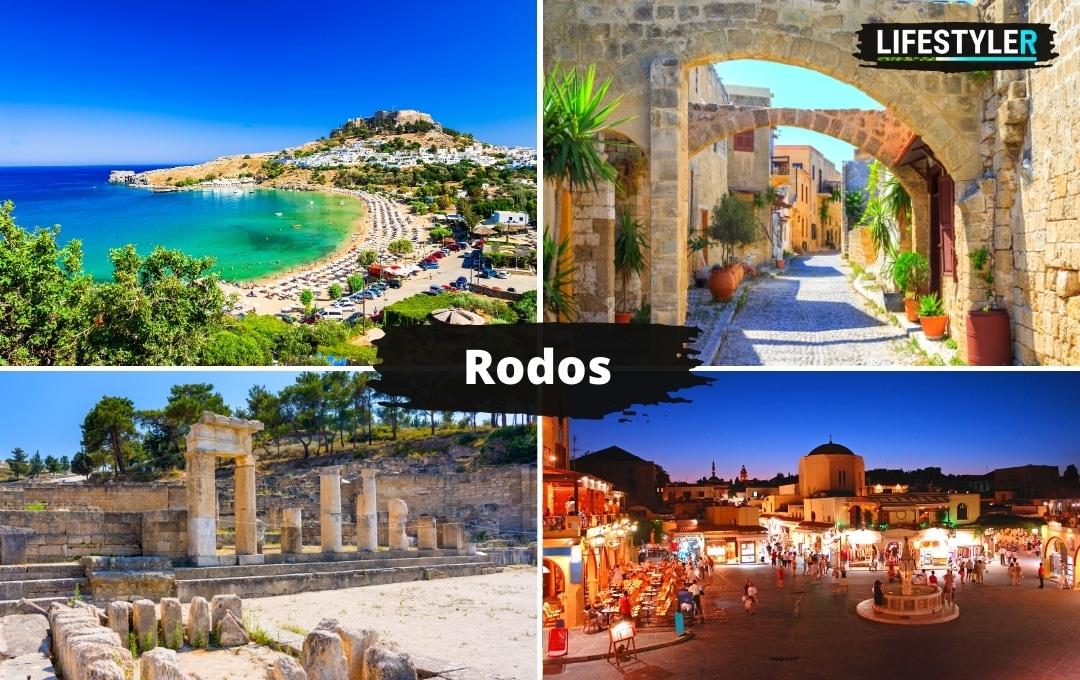 Grecja Wyspa Rodos wczasy