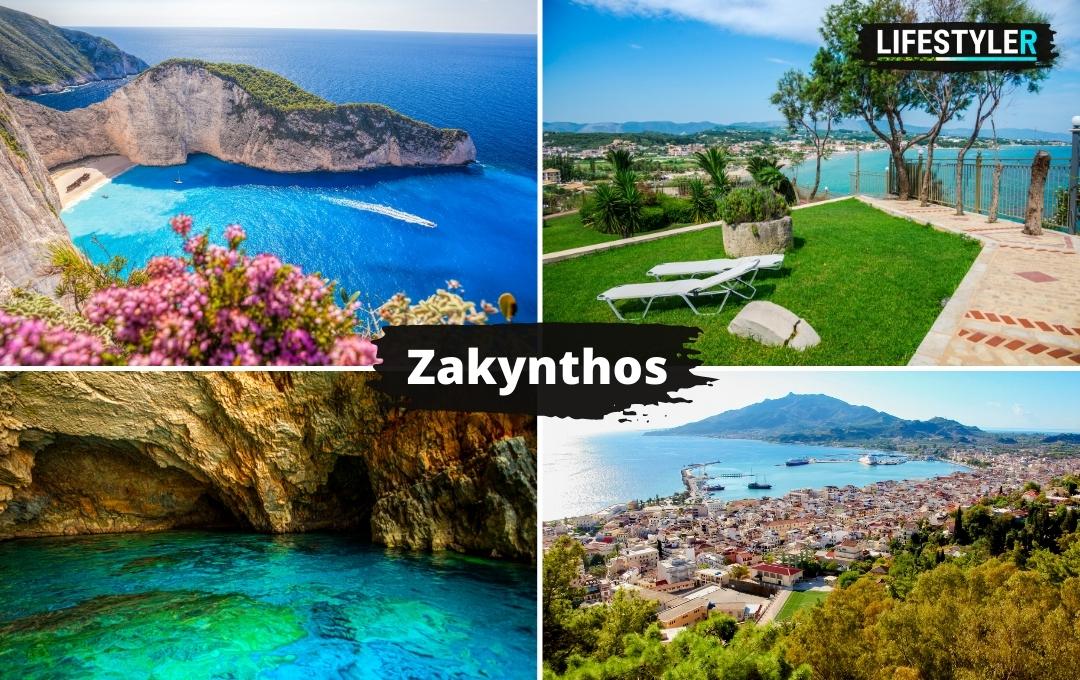 Grecja wyspa Zakynthos