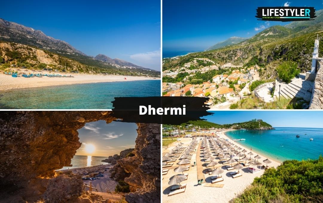 Najpiękniejsze miejsca w albanii Dhermi