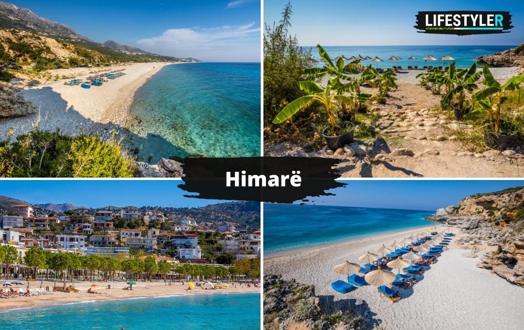 Najpiękniejsze miejsca w albanii Himare