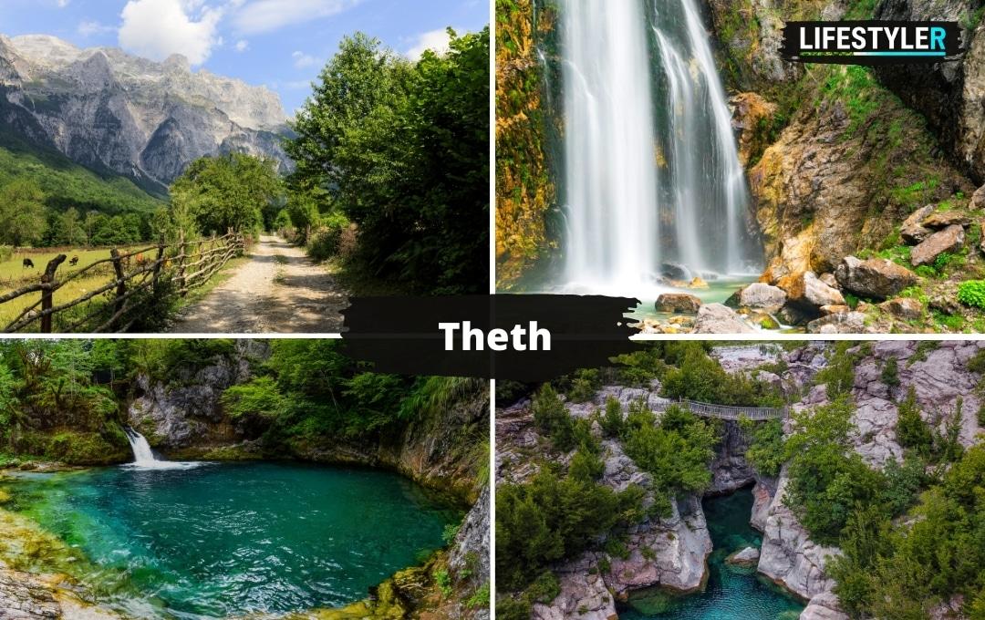 Najpiękniejsze miejsca w albanii Theth