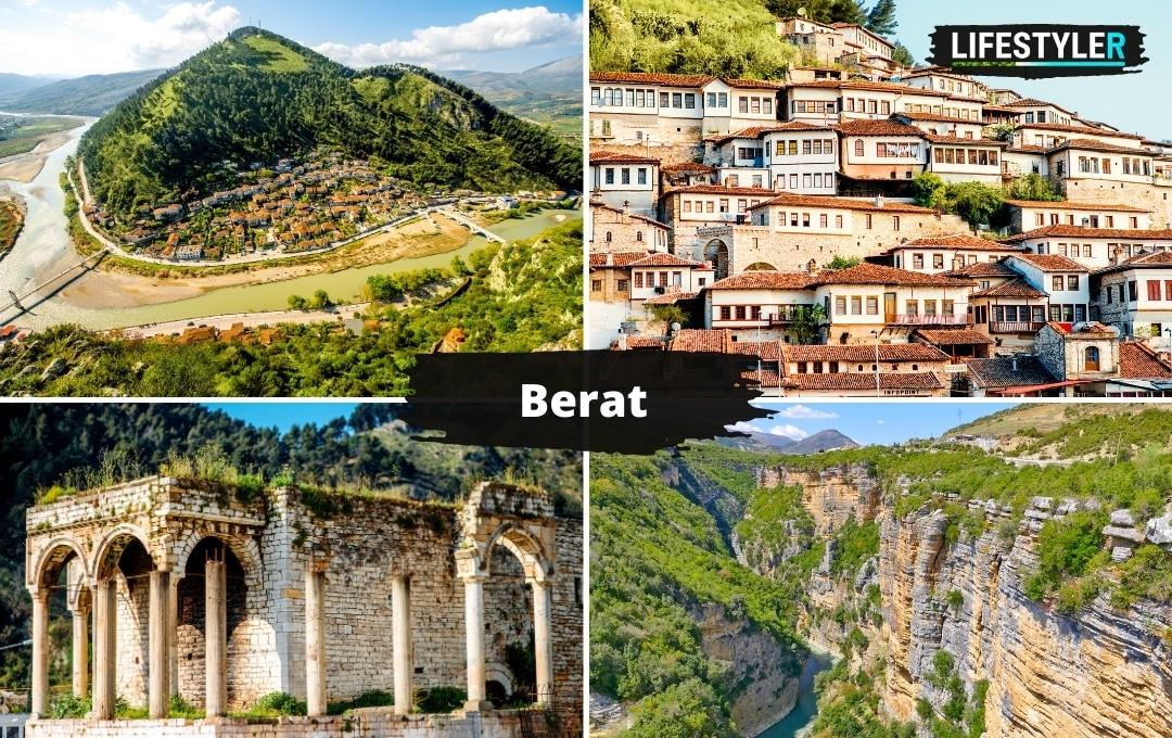 Najpiękniejsze miejsca w albanii berat