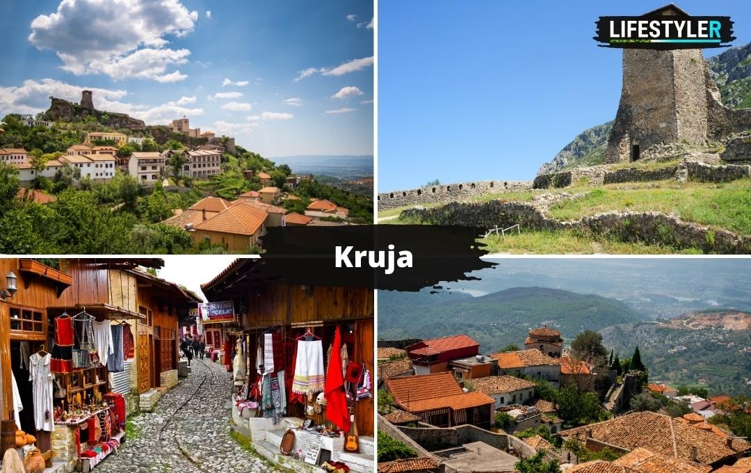 Najpiękniejsze miejsca w albanii kruja