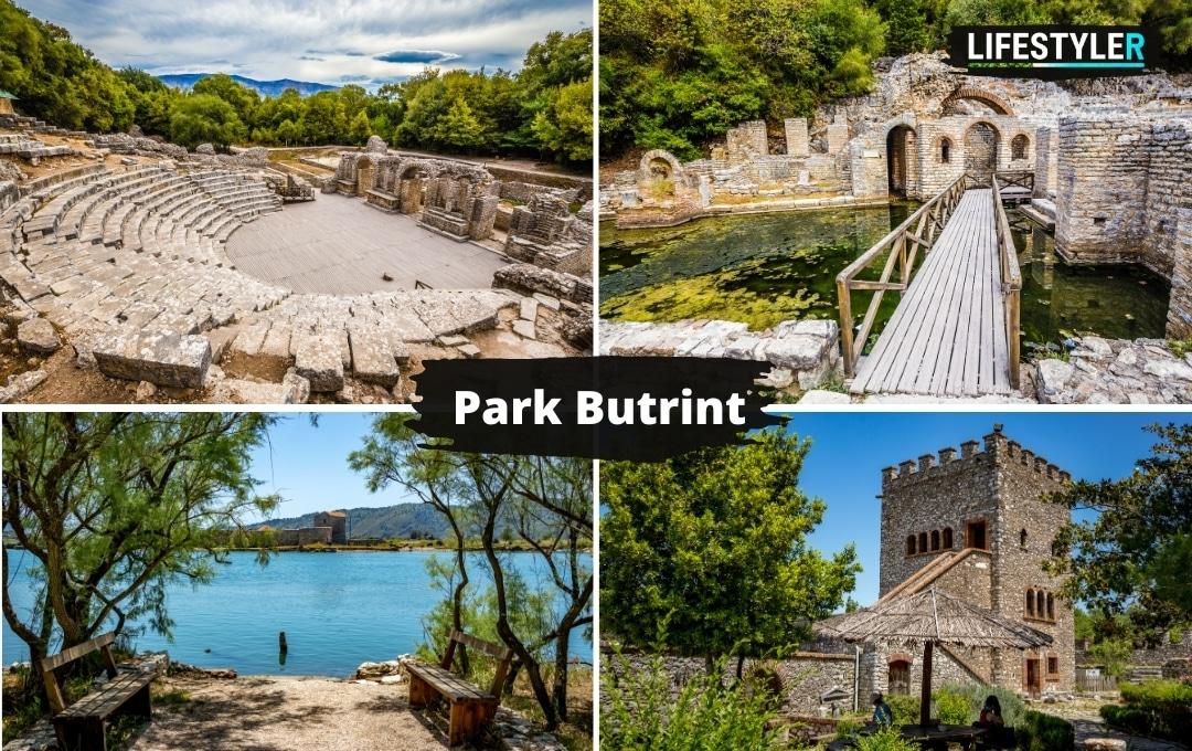 Najpiękniejsze miejsca w albanii park butrint