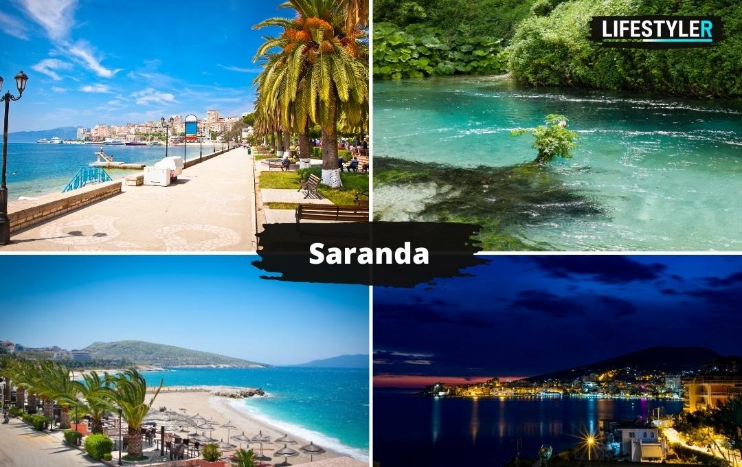 Najpiękniejsze miejsca w albanii saranda
