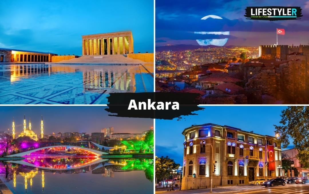Stolica Turcji Ankara