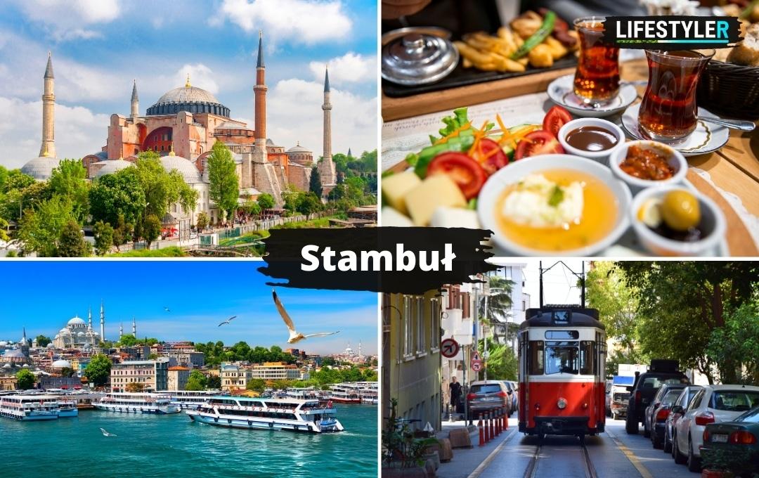 Stolica Turcji Stambuł
