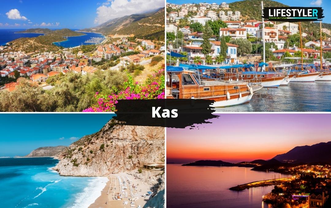 Turcja Kas najładniejsze miejsca