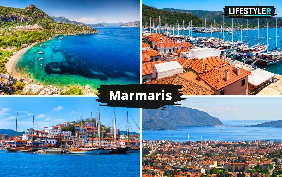 Turcja ciekawe miejsca Marmaris